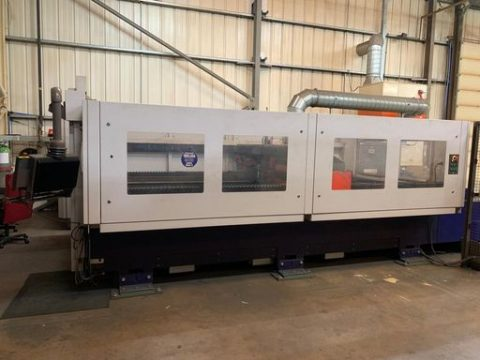 BYSTRONIC BYSPRINT 3015 4.4Kw