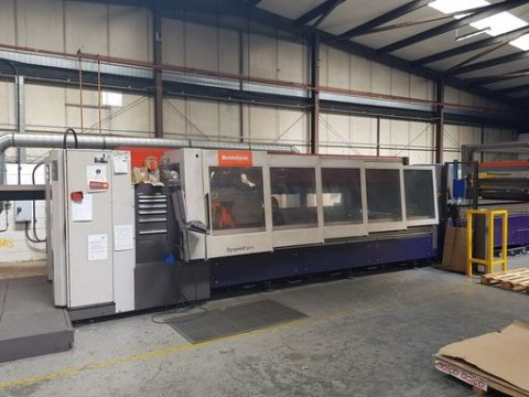 BYSTRONIC BYSPEED 3015 4.4Kw